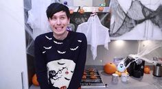 Phil's reaction to being scolded by Dan