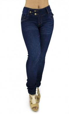 Maripily Women Mid Rise Butt Lifting Skinny Jean – This enhance Maripily Skinny Jean are designed to shape your silhouette!
