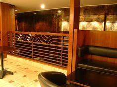 Bar Americain at Brasserie Zedel. | Art Deco | Pinterest | Bar