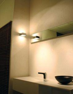 Top-Light Focus 150 Spiegelleuchte Glas/Metall versch. Farben kaufen im borono Online Shop