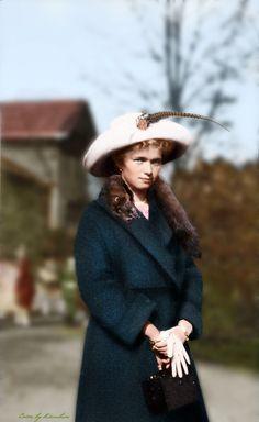 Olga Nikolaevna Grand Duchess of Russia November 15 (16th after 1900) [O.S. November 3] 1895 – July 17, 1918)