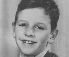 Ringo when he was a kid!