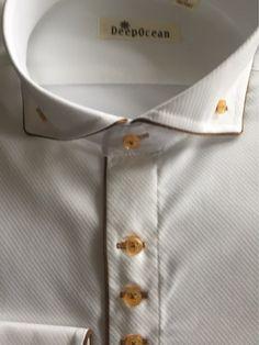 83babbf6 Tienda Online Nuevo estilo francés para hombre con m de algodón de cuello  100% slim