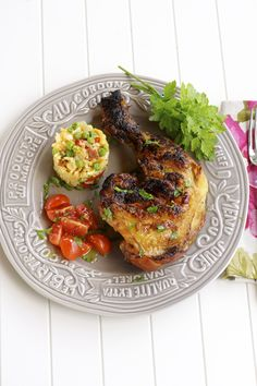 Grilled Chicken Inasal from @Rowena Dumlao Giardina (Apron and Sneakers)