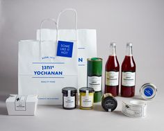 New Packaging and Branding: Yochanan Deli - BP&O