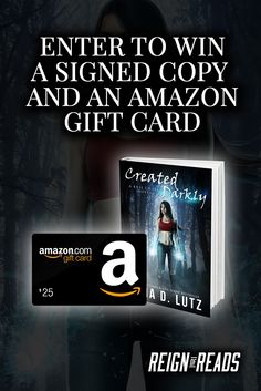 Win a $25 Amazon Gift Card and Signed Paperback from NY Times Best Selling Author Gena D. Lutz