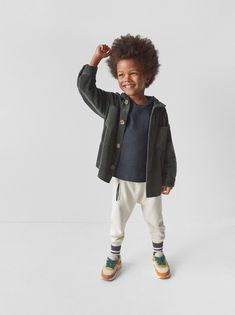 Toddler Boy Outfits, Cute Outfits For Kids, Baby Boy Outfits, Toddler Boys, Kids Fashion Boy, Zara, Kid Styles, Leggings, Kind Mode