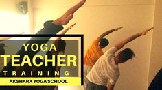 Yoga is the search of yourself...  Yoga Teacher training gives you opportunity to explore your self any take this passion to your profession. With internationally recognized course you can get job in any country.    http://aksharayogaschool.com/