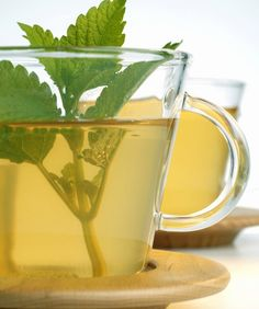 Lemon Balm Tea  Use it for: Cold sores    Lemon balm is a first-choice herbal treatment for cold sores, which are caused by a type of herpes virus (not the same kind that's sexually transmitted). It has antiviral properties that work to tame herpes outbreaks, says James Duke, PhD, author of The Green Pharmacy. Prepare lemon balm tea by brewing 2 to 4 tablespoons of the herb per cup of boiling water. Let it cool, then dot with a cotton ball on the