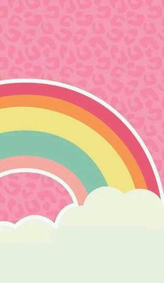 Fondo arco iris