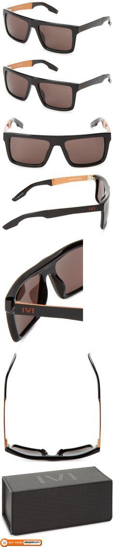 217cb9ab37dd IVI Sepulveda 06733-901 Rectangular Sunglasses