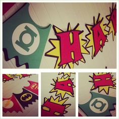Hey, I found this really awesome Etsy listing at http://www.etsy.com/listing/129792412/custom-superhero-inspired-birthday