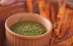 Bolinho de arroz com pesto: receita da Bela Gil - Bela Cozinha - Programas - GNT