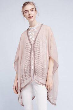 Beaded Marydel Kimono
