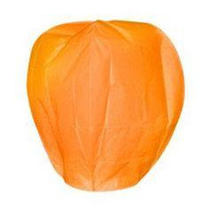 Luminarias Sky Lantern Color: Orange