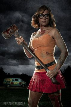 Velma the Zombie Hunter