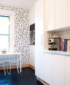 lisa congdon removable wallpaper | manhattan nest