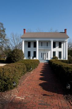 Everhope Mansion   A journey through Alabama's Black Belt: Greene, Sumter, Choctaw and Marengo Counties.