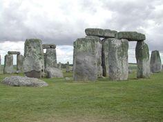 Stonehenge, England... this was amazing to walk through.