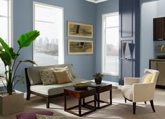 This is the project I created on Behr.com. I used these colors: ADIRONDACK BLUE(N480-5),DARK NAVY(S530-7),ULTRA PURE WHITE�(PPU18-06),