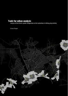 tools for urban analysis