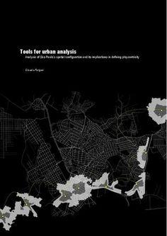 tools for urban analysis