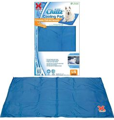 A cooling pad for your pet so they don't overheat this summer ($27.64 for a size large).