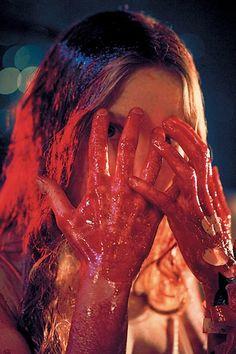 """Sissy Spacek in """"Carrie"""" (1976)"""