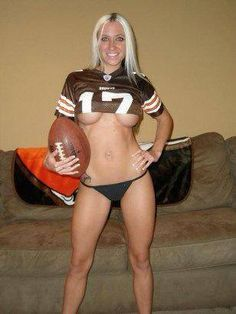 cleveland browns hot women