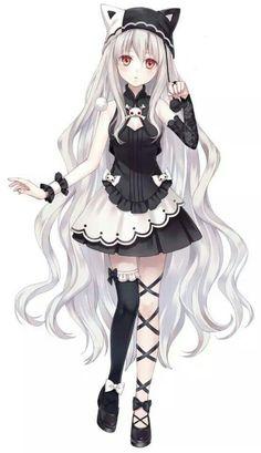 Anime Girl //::
