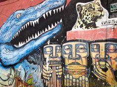 Bogotá Graffiti Walking Tour