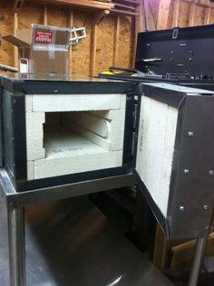 diy heat treat oven - Google Search