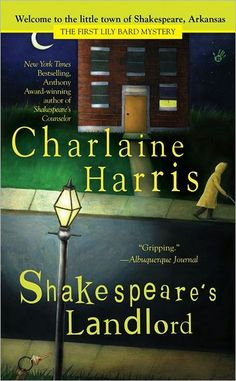 Charlaine Harris books - always a fun read.
