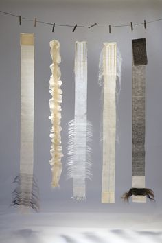 Peggy Osterkamp's Fiber Art.