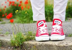 #red #converse  for this #streetstyle #look. this is my #outfit that you can find on www.ireneccloset.com