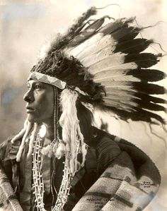 Medicine Cloud (Mahpiya Wakan). Oglala Lakota. Photo by Frank A. Rinehart, at Pine Ridge, S.D., 1899.