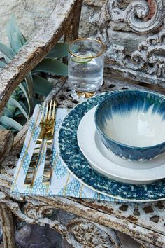 Old Havana Cereal Bowl - anthropologie.com #anthrofave