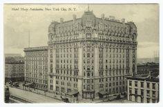 Hotel Marie Antoinette. Circa 1910.