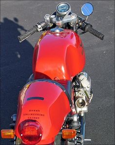 Moto Guzzi V50 Monza Hertmotorcycles