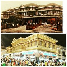 The Tutuban Station of The Manila Railroad Company, which ran the Manila-Dagupan. Shopping Center, Shopping Mall, Railroad Companies, Manila, Philippines, Trail, Running, Mansions, House Styles