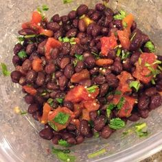 Advocare 24 day challenge recipes. Clean eating cilantro lime black beans