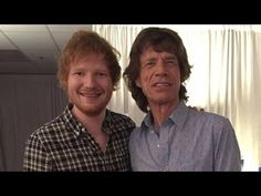 Ed Sheeran Joins The Rolling Stones for Amazing 'Beast of Burden' Duet!