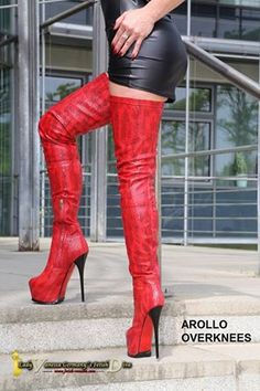 Your Online Shop for Overknee Boots & Crotch Boots Thigh High Boots Heels, Stiletto Boots, Sexy High Heels, Heeled Boots, Crotch Boots, Talons Sexy, Leder Boots, Long Boots, Sexy Boots