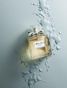 Miss D. Eau Fraiche. Fresher lighter blend of sparkling citrus, galbanum, bergamot, white florals.