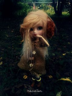 ♡ - Pullip Alice du Jardin - Dolly - ♡