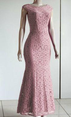 Cheap Pink Dresses, Short Dresses, Prom Dresses, Formal Evening Dresses, Elegant Dresses, Beautiful Dresses, Dress Brukat, Lace Dress, Frock Models