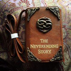The Neverending Story Book Purse Book Wallet