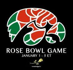 Hawkeyes Rose Bowl