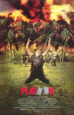 Platoon (1986) EEUU. Dir: Oliver Stone. Bélico. Guerra de Vietnam. Acción. Drama - DVD CINE 1012