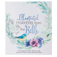 Illustrated Prayers From The Bible Coloring Devotional